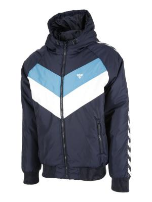 Куртка ICON  JACKET HUMMEL. Цвет: синий, белый, голубой