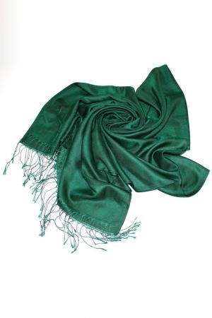 Палантин Nanni. Цвет: зеленый