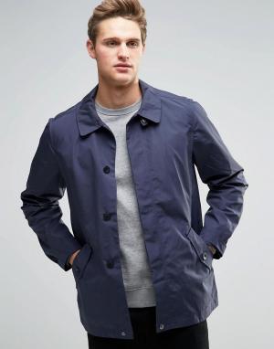 Parka London Куртка Oliver. Цвет: темно-синий