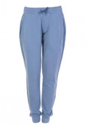 Спортивные брюки McQ. Цвет: голубой