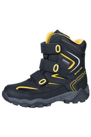 Ботинки Alpine Pro. Цвет: black