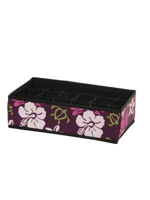 Органайзер для хранения HomeMaster. Цвет: фиолетовый, белый, розовый