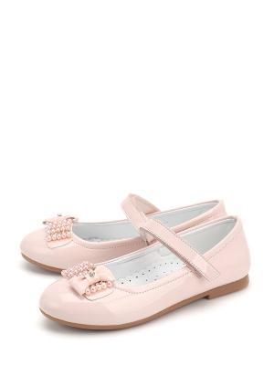 Туфли Castler. Цвет: розовый