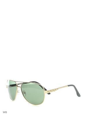 Солнцезащитные очки UFUS. Цвет: черный
