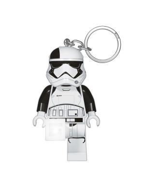Брелок Штормтрупер Первый орден Lego.. Цвет: черный, белый