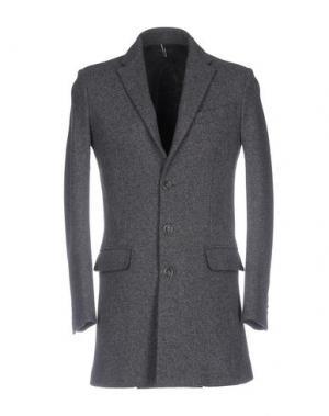 Пальто 26.7 TWENTYSIXSEVEN. Цвет: серый