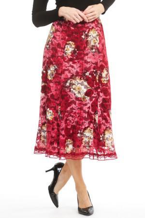 Skirt Georgede. Цвет: red