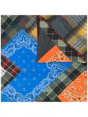 Bandana print scarf Pierre-Louis Mascia. Цвет: многоцветный