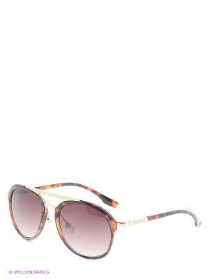 Солнцезащитные очки MS 01-140 07 Mario Rossi. Цвет: коричневый