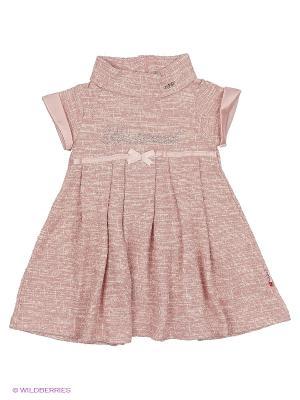 Платье ORKO. Цвет: розовый