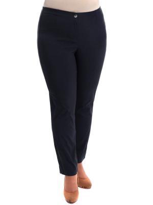 Зауженные брюки Jean Marc Philippe. Цвет: черный