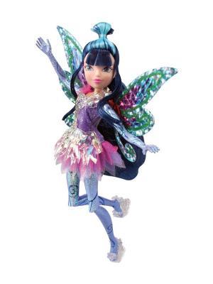 Кукла Winx Club Тайникс Musa. Цвет: темно-синий