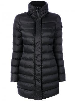 Puffer jacket Peuterey. Цвет: чёрный