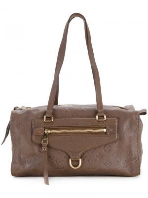 Inspiree shoulder bag Louis Vuitton Vintage. Цвет: коричневый