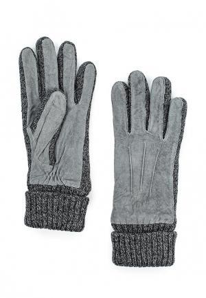 Перчатки Modo Gru. Цвет: серый