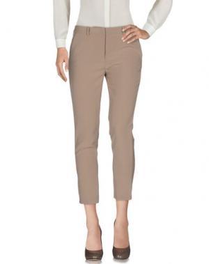 Повседневные брюки F.IT. Цвет: песочный