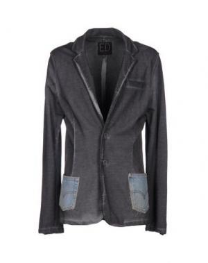 Пиджак ED 2.0. Цвет: свинцово-серый