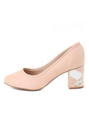 Туфли Beira Rio. Цвет: розовый