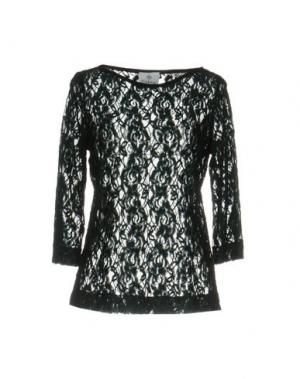 Блузка PIU' &. Цвет: темно-зеленый