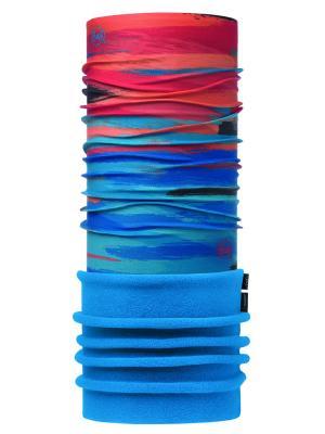 Бандана POLAR JUNIOR GRAZE MULTI  / HARBOR Buff. Цвет: голубой, оранжевый