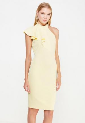 Платье Ad Lib. Цвет: желтый