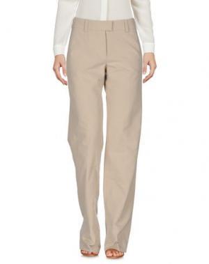 Повседневные брюки KENZO. Цвет: бежевый