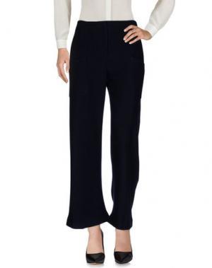 Повседневные брюки LEMAIRE. Цвет: темно-синий
