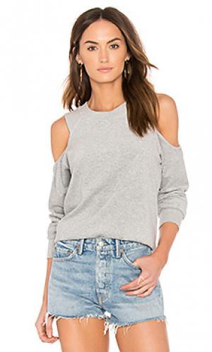 Пуловер ambrose TYLER JACOBS. Цвет: серый