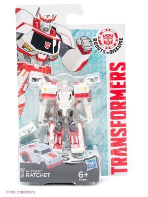 Трансформеры: роботы под прикрытием: Легион Hasbro. Цвет: белый, красный, черный