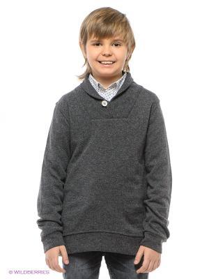 Пуловер Trussardi. Цвет: темно-серый