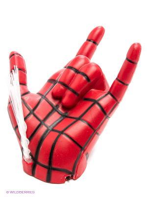 Пробивной светильник Рука Человека-паука Экспедиция. Цвет: красный