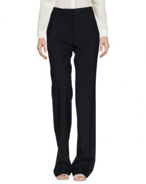Повседневные брюки TONELLO. Цвет: черный