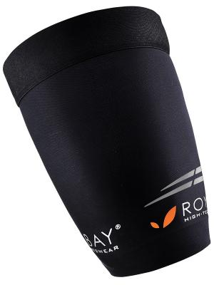 Бандаж на бедро Royal Bay Extreme. Цвет: черный