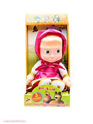 Мягкая игрушка Маша Мульти-пульти. Цвет: фуксия