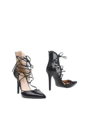 Туфли JESSICA SIMPSON. Цвет: черный