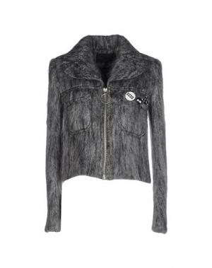 Куртка AMERICAN RETRO. Цвет: серый