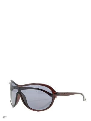 Очки солнцезащитные IS 11-087 21P Enni Marco. Цвет: темно-коричневый