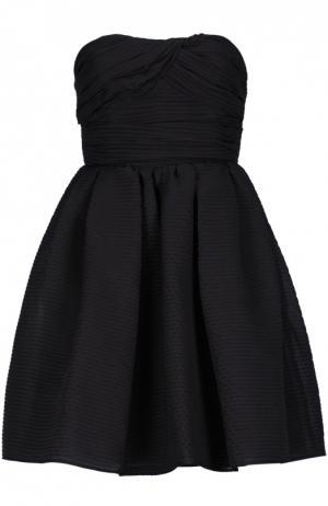 Платье Carven. Цвет: черный