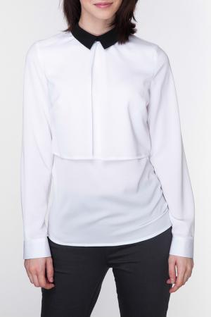 Блуза Ambigante. Цвет: white and black