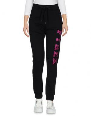 Повседневные брюки PYREX. Цвет: черный