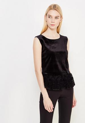 Топ Liu Jo Jeans. Цвет: черный
