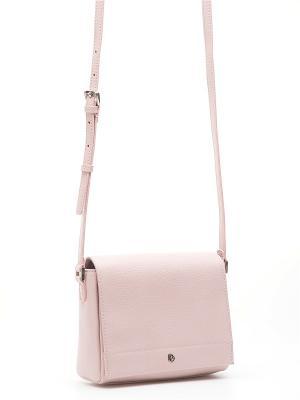 Сумка Pimo Betti. Цвет: бледно-розовый