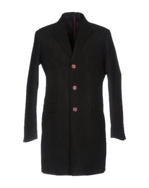 Пальто 1° GENITO. Цвет: черный