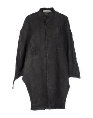Легкое пальто UN-NAMABLE. Цвет: свинцово-серый