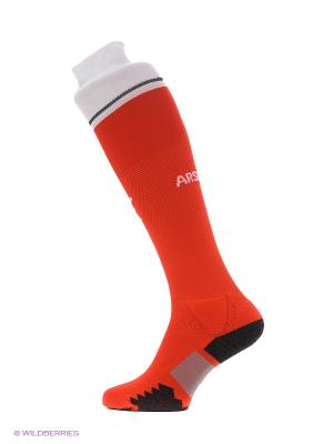 Гетры  AFC Socks-Striped Puma. Цвет: красный, белый, черный