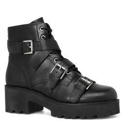 Ботинки  RAZOR черный ASH