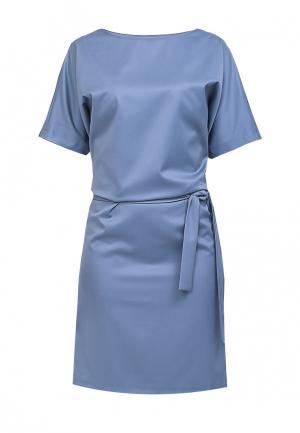 Платье Spicery. Цвет: голубой