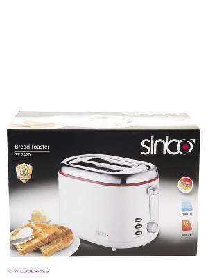 Тостер Sinbo ST 2420 700Вт. Цвет: белый