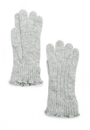 Перчатки Patrizia Pepe. Цвет: серый