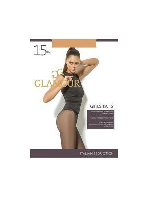 Колготки Ginestra 15 Glamour. Цвет: светло-бежевый